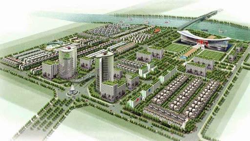 Vị trí và Quy hoạch Vinhomes Green City Đan Phượng